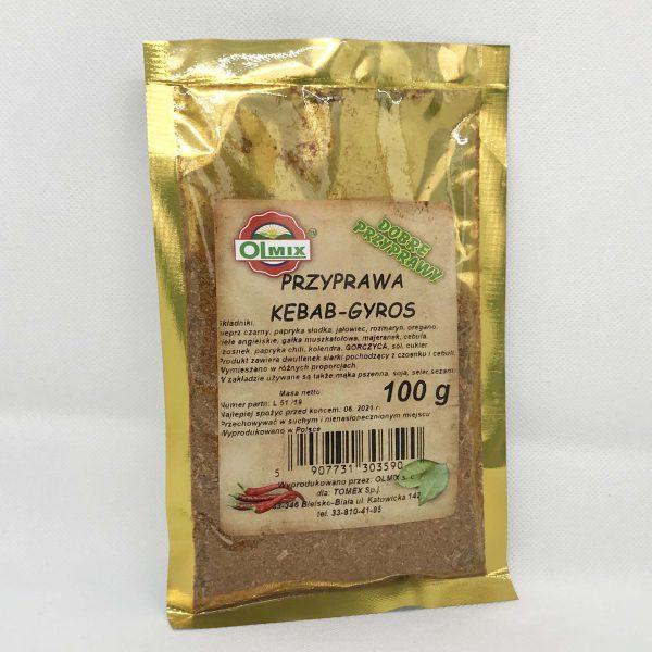 Przyprawa kebab gyros || TOMEX - Dobre Wyroby || Sklep Masarski i Wędzarniczy ||