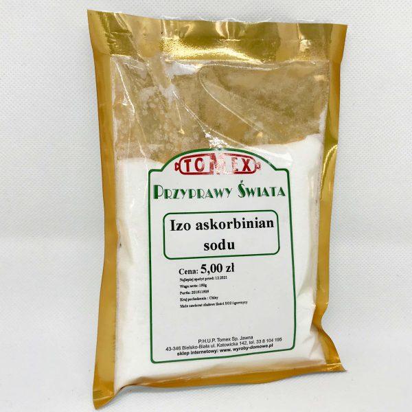 izo askorbianin sodu || TOMEX - Dobre Wyroby || Sklep Masarski i Wędzarniczy ||