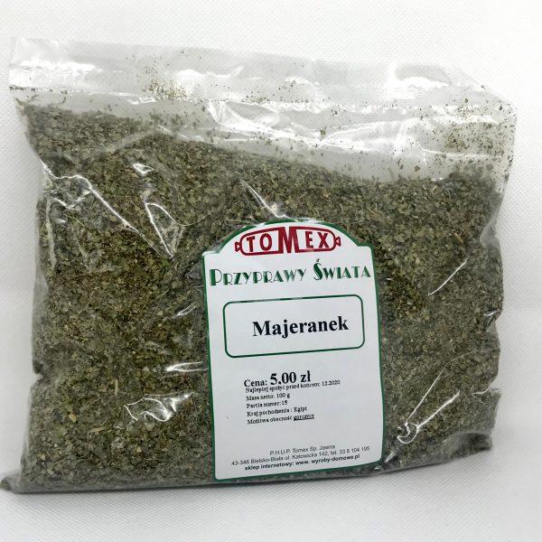 majeranek || TOMEX - Dobre Wyroby || Sklep Masarski i Wędzarniczy ||