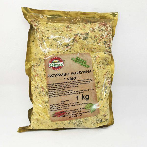 przyprawa warzywna VIGO || TOMEX - Dobre Wyroby || Sklep Masarski i Wędzarniczy ||