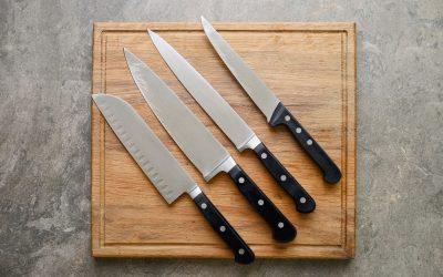 Rodzaje noży masarskich